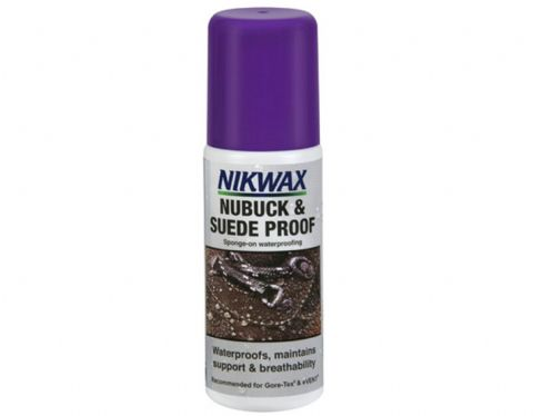 Nikwax Nubuck Suede Proof Sponge On- 125ml
